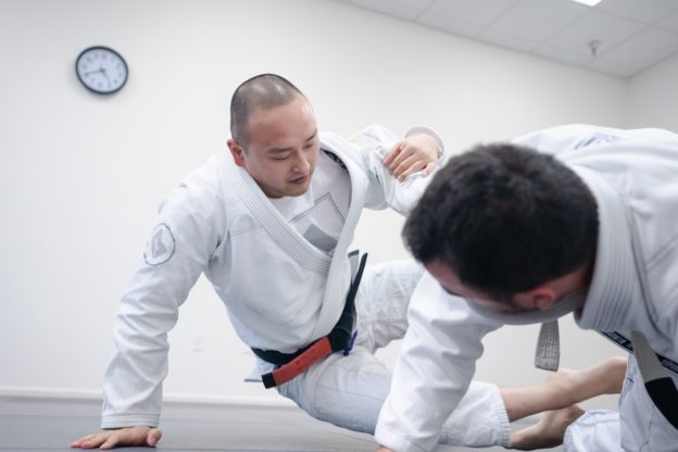 Image result for The Impact Of Practicing Jiu Jitsu